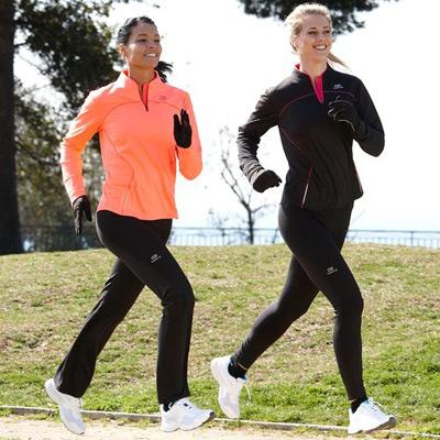 Chaqueta deportiva mujer decathlon