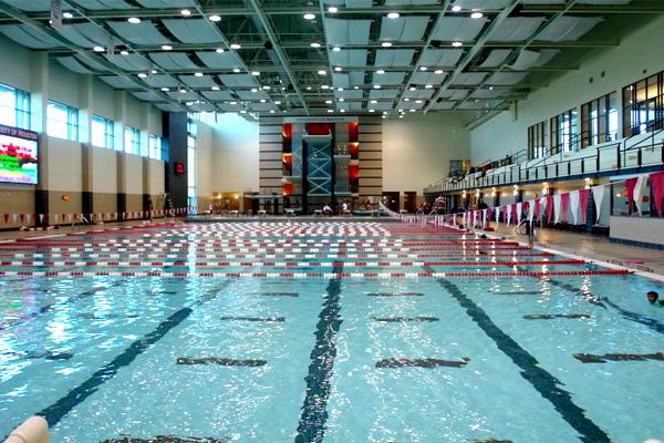 University Of Houston Recreational Center