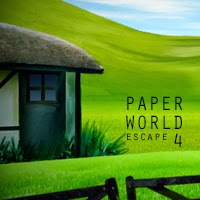 Juegos de Escape Paper World Escape 4
