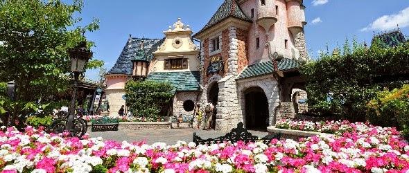 Disneyland Paris : Un moment gourmand à l'Auberge de Cendrillon