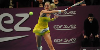 Kristina Mladenovic New Pics