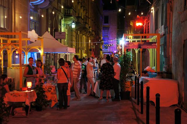 notte biana 2012 strait street valletta malta