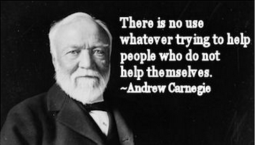 the rise to success of andrew carnegie Andrew carnegie, legendary tycoon and philanthropist  when hill began his career writing about success, carnegie gave him his 10 rules of success that provided a foundation for much of hill .