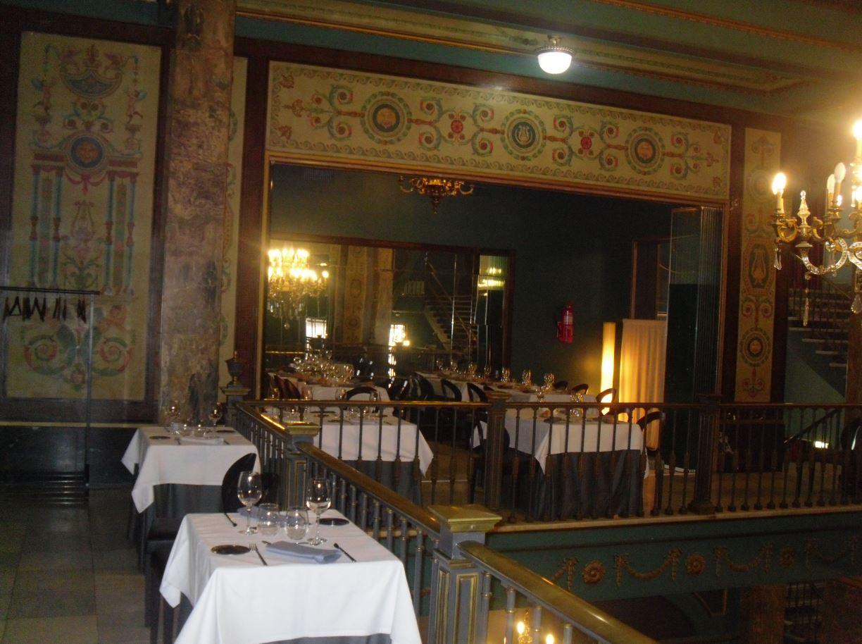 La cocina plural restaurante teatro principal zaragoza - Restaurante teatro campos ...