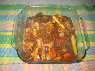 Daging Paprik