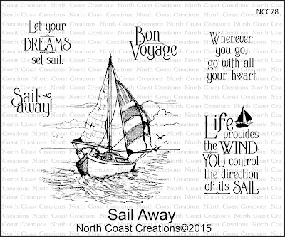 North Coast Creations Sail Away