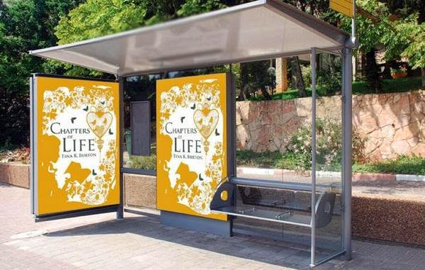 Chapters of Life bus stop
