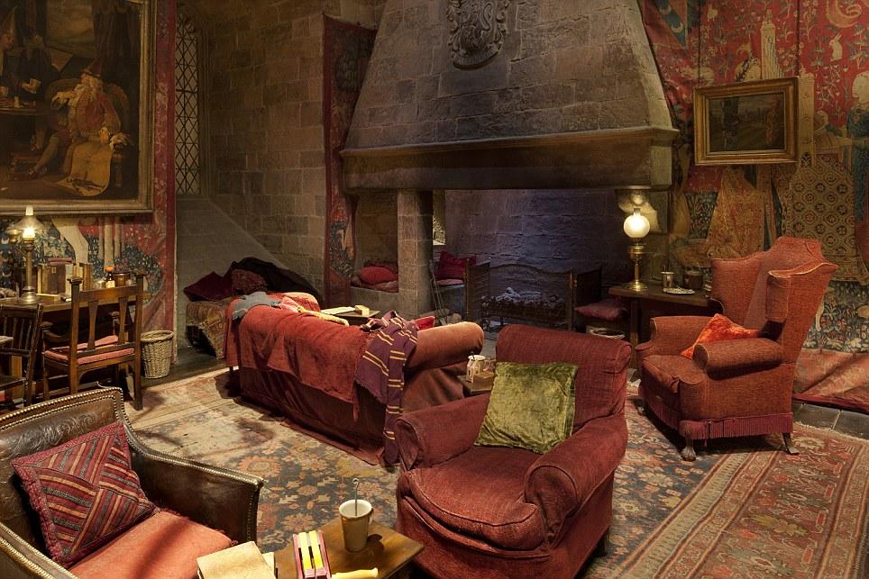 Sala Común de Gryffindor Sala+comun+de+gryffindor