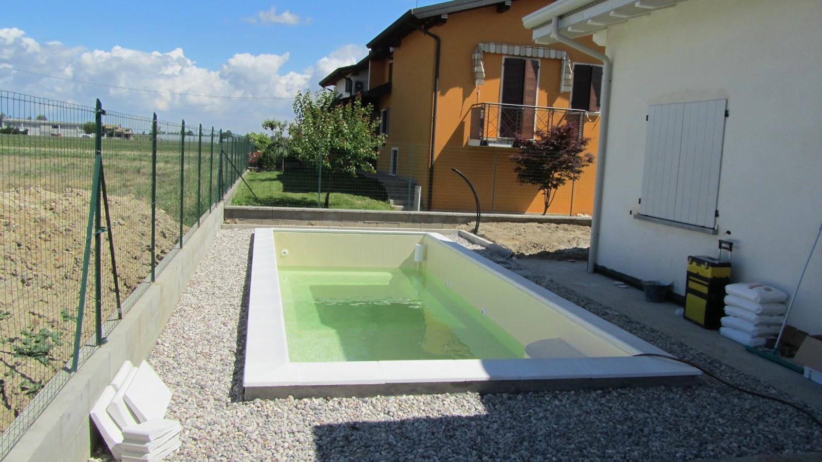 Piscine laghetto news blog speciale cantieri piscine opera for Piscine per pesci