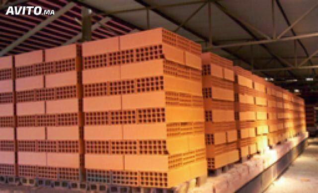 Les archives de la terre cuite maroc azzeddine abaakil for Prix materiaux construction maroc