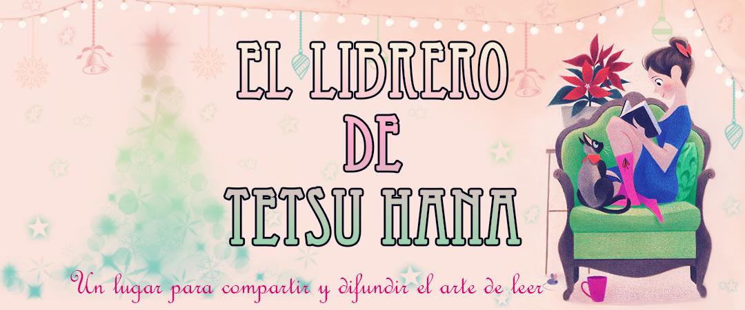 El Librero de Tetsu Hana