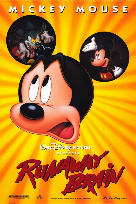 Disney Musings: Mickey Mouseu0026#39;s Runaway Brain