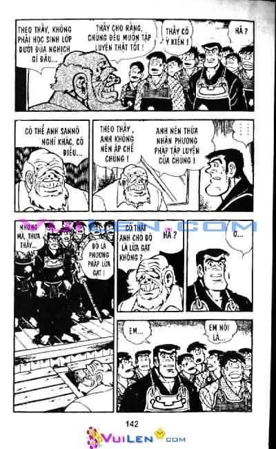Siêu quậy Teppi chap 6 - Trang 143