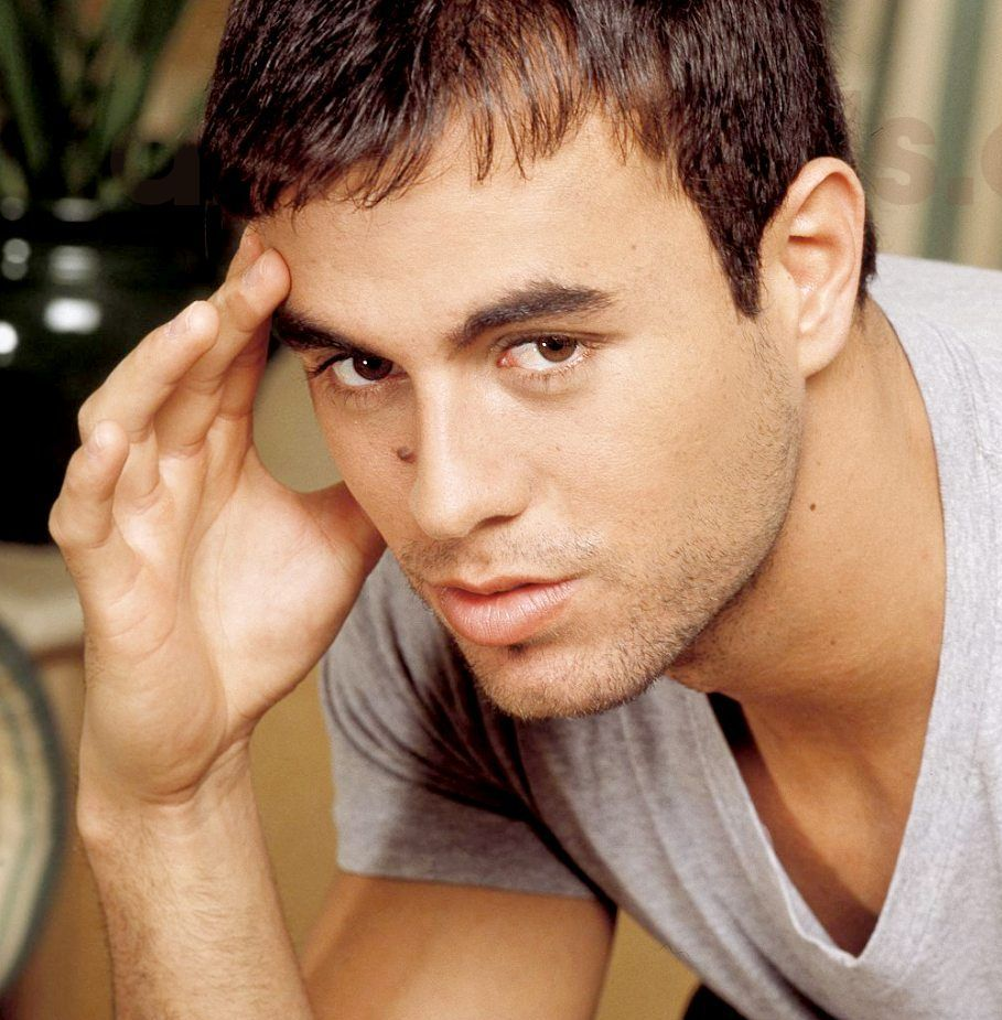 Spit Scrutiny: Enrique Iglesias Evolved Into A Cheating