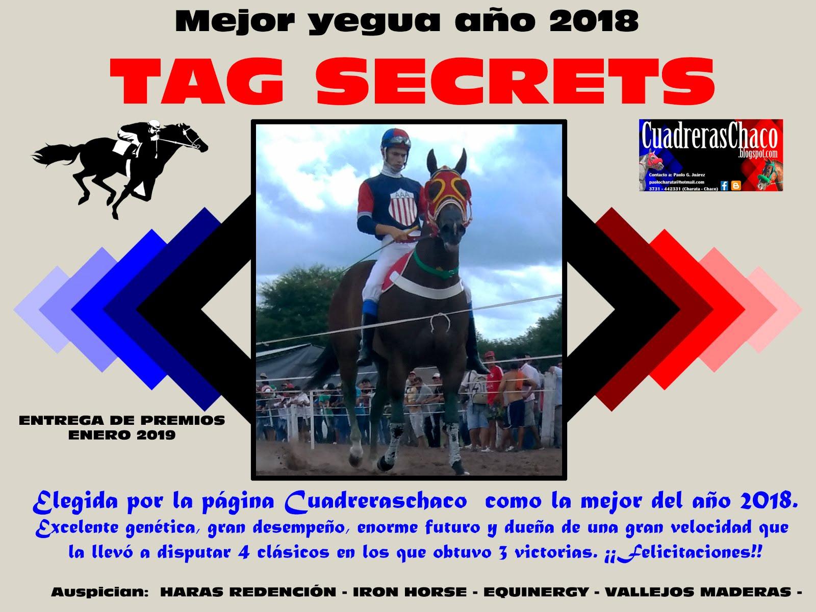 tag secrets 2018