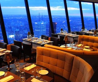 360 Restaurant: Toronto - magrush.com