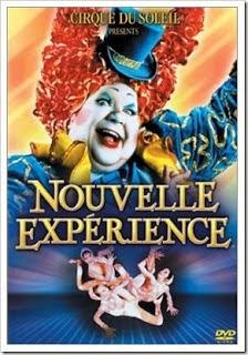 Cirque du Soleil: Nouvelle Experience (1991)