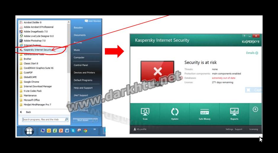 Kaspersky Internet Security 2012 Update Free Download - springkindl