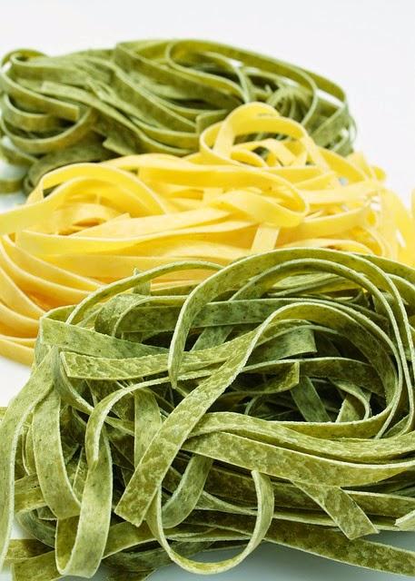 nyttig pasta recept