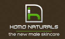 HOMONATURALS - Cosmetica masculina