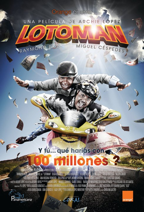 Lotoman (2011) 3GP