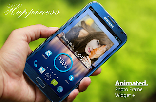 Animated Photo Frame Widget + Android App Download,