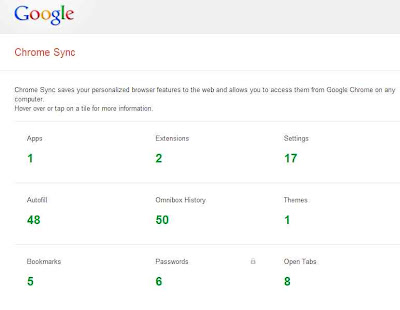 Sync Google Bookmarks with Chrome