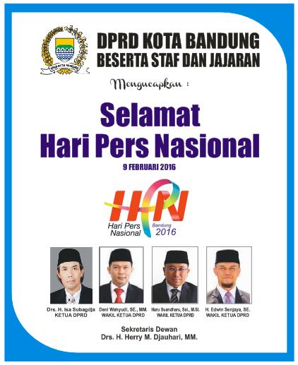 Hari Pers Nasional