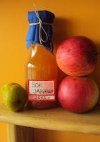 Pasteryzowany sok z jabłek