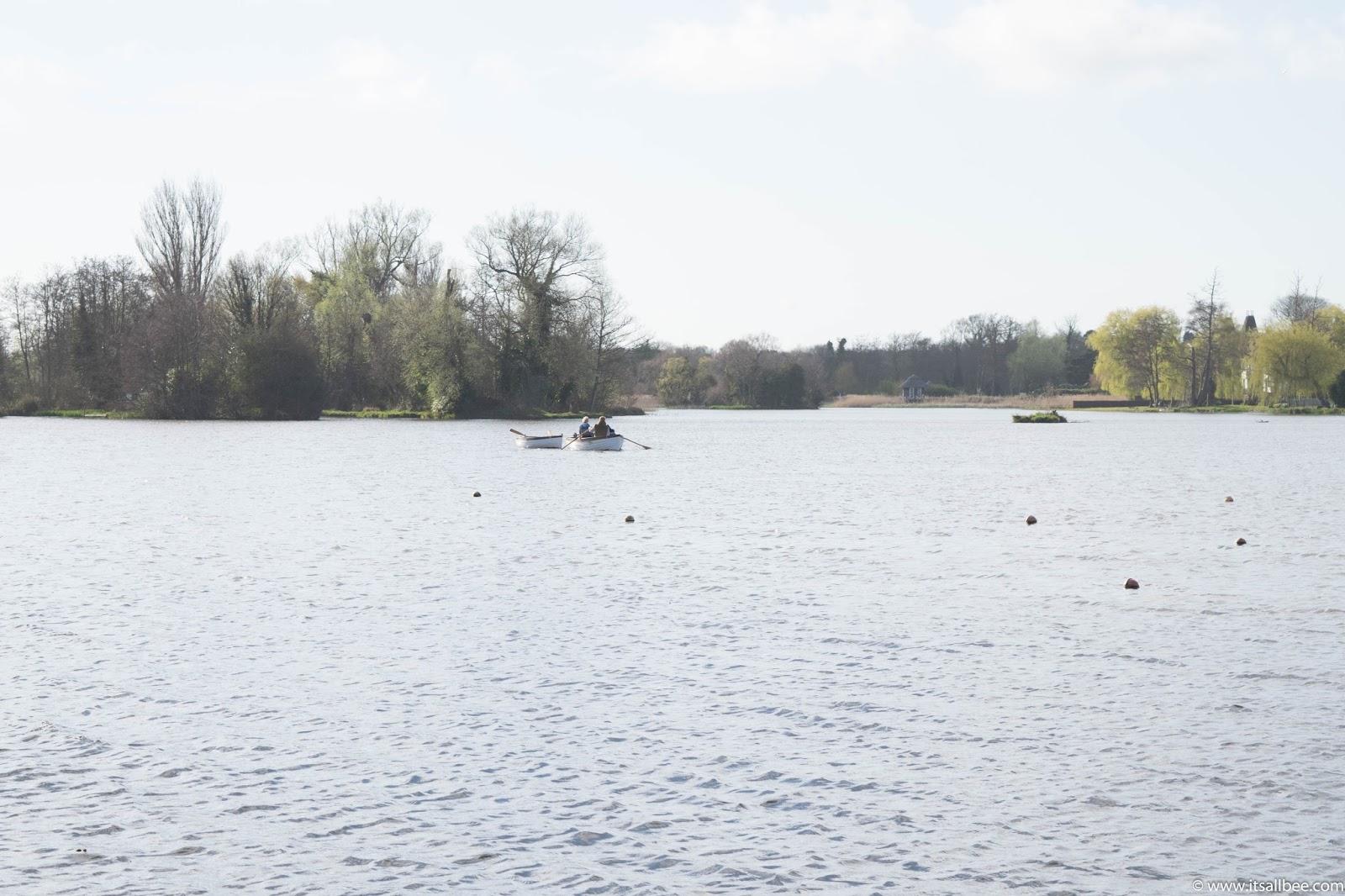 Thorpeness Lake | Thorpeness Boating Lake