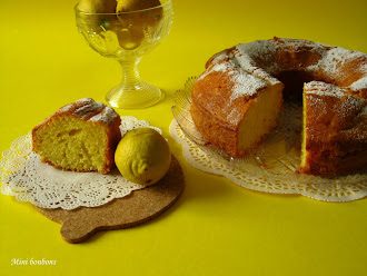 Lemon cake