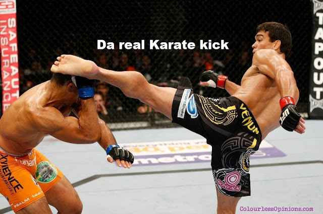 Machida's KO kick on Munoz in UFC Fight Night 30