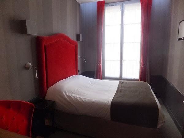 Lyon hôtel Alexandra presqu'île ampère