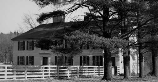 Job Tyler's home - Swasey Family Tree
