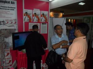 Tongkat Ali Nu-Prep 100, RY Saloon - ruang bersama pelanggan & Pakar Andrologi Malaysia