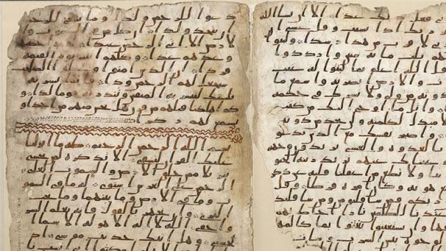 Manuscrito do Alcorão está entre os mais antigos do mundo