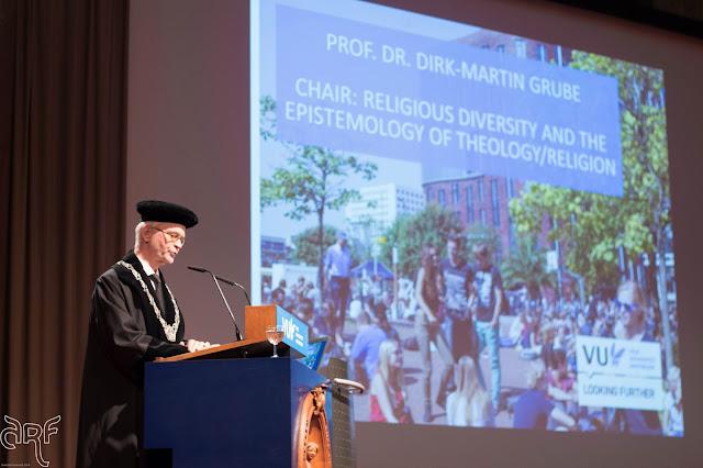 opening speech of the dean