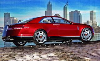 2013 Lincoln Continental