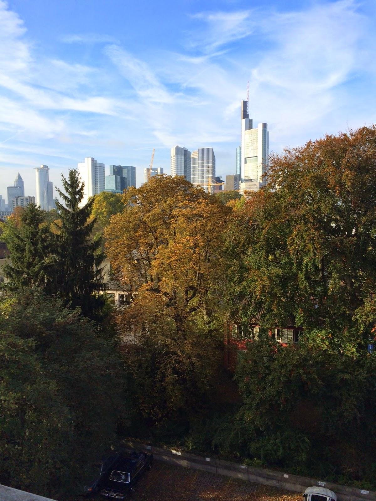 Imagen de Frankfurt am Main en primavera