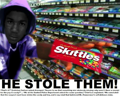Trayvon Martin Photos