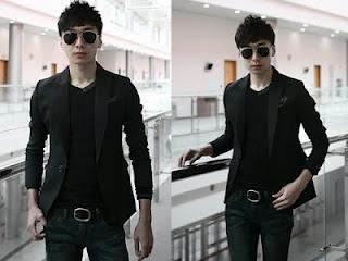 Model Blazer Cowok Terbaru