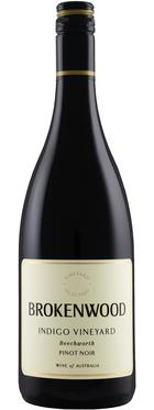 Brokenwood Indigo Vineyard Pinot Noir 2008
