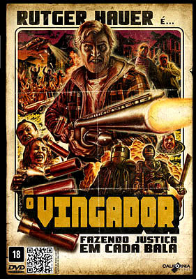Filme Poster O Vingador DVDRip XviD Dual Audio & RMVB Dublado