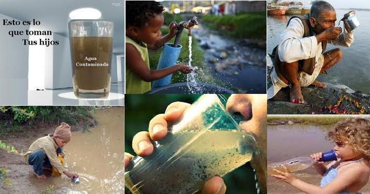 enfermedades que causan las aguas: