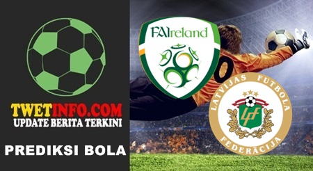 Prediksi Republic of Ireland U19 vs Latvia U19