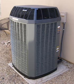 Action from the ground up the copper in your central air for Ground air conditioner