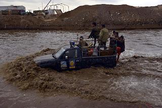 banjir di sana'a