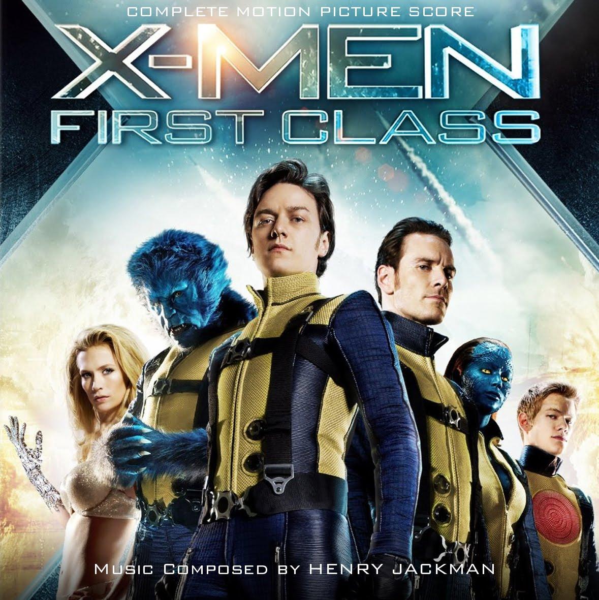 X-Men 5 First Class เอ็กซ์เมน รุ่น 1 HD 2011 FullHD1080p