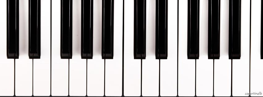 Copertine facebook tastiera pianoforte for Disegno del piano online