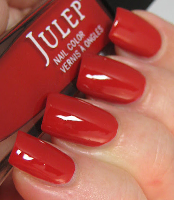 julep molly swatch and review